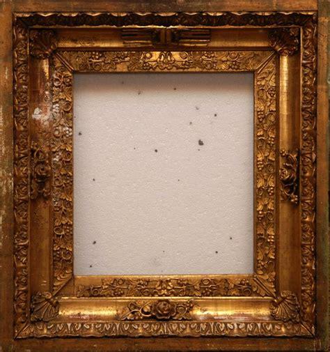 Vintage Wood Frame vintage wooden frames gilt wood grape cluster frame antique russian gilded wood frame