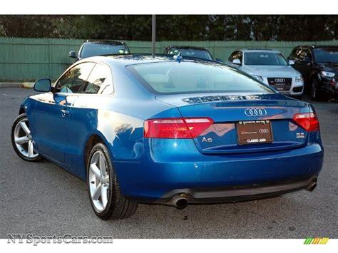 2009 audi a5 3 2 2009 audi a5 3 2 quattro coupe in aruba blue pearl photo
