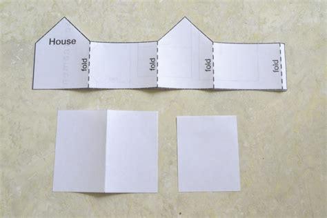 cara membuat pagar rumah dari kardus amazing 20 contoh pola rumah dari kardus 21rest com