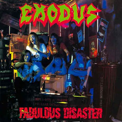 Cd Exodus Fobulous Disaster click to zoom