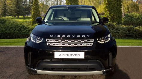 2018 land rover discovery black land rover discovery 3 0 td6 hse luxury 5dr diesel