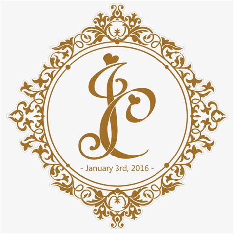 Wedding Logo Png by Wedding Logo Wedding Logo Template Wedding Logo