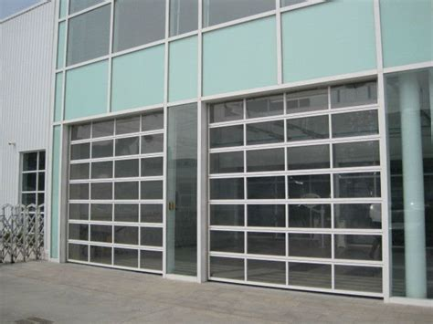 Global Overhead Doors Glass Roll Up Door Roll Up Sectional Doors Roll Up Doors Doors Global Fyzz Industrial Roll Up