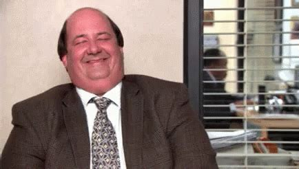 Office Kevin Chuckle The Office Gif Theoffice Kevinmalone Kevin