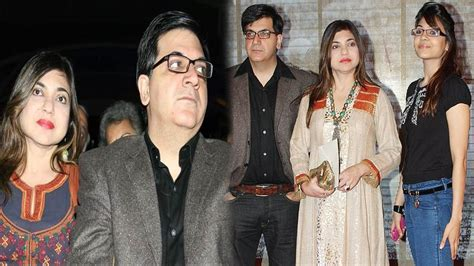 Husband Photo by Alka Yagnik Family Husband Pictures