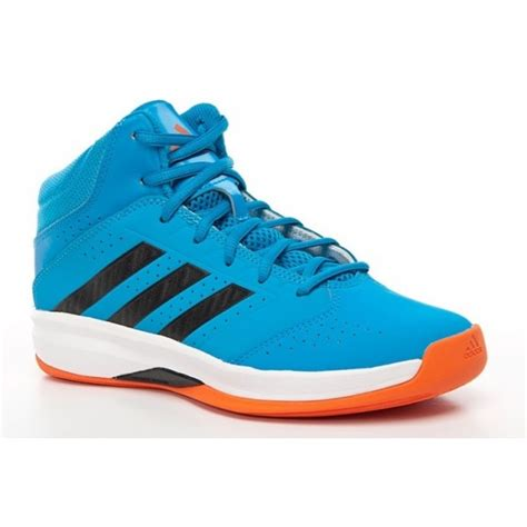 blue and orange basketball shoes kid s adidas isolation 2 k basketball shoes blue orange