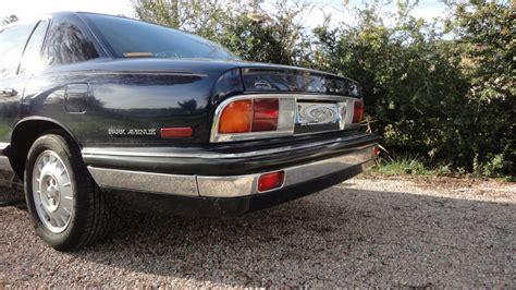 buick park avenue 1992 buick park avenue 1992 le coin de l automobile