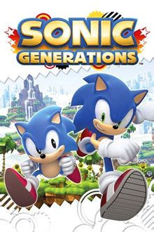 sonic generations wikipedia the free encyclopedia sonic generations wikipedia