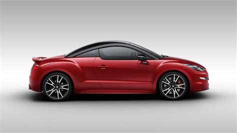 peugeot sport rcz peugeot rcz r performance and efficiency from peugeot sport