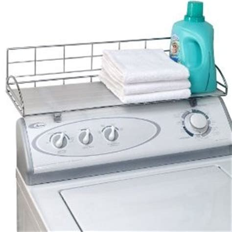 Washing Machine Shelf by Storage Shelf Washing Machine Homebody