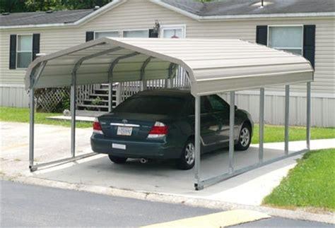 Wholesale Metal Carports 12 X 21 X 5 Standard Eco Friendly Steel Carport