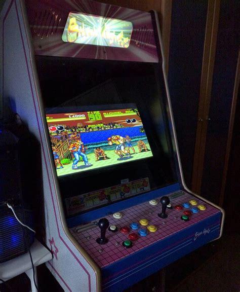 cabinati mame come costruire un cabinato arcade mag