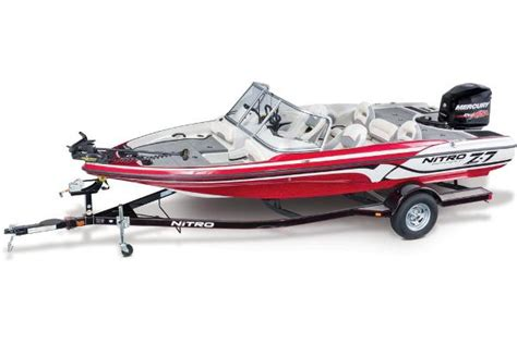 bass pro bridgeport boats nitro z7 sport fish and ski new in bridgeport ct us