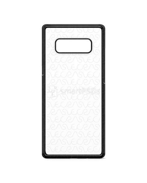 Samsung Galaxy Note 8 Back Casing Design 042 samsung galaxy note 8 2d imd colored mobile design mockup 2017 vecras