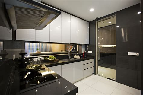 best popular modern condo kitchen design ideas my home soothing urban living space created in bukit jalil by tdi