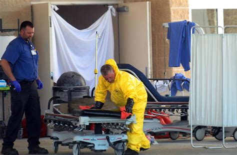 Northwest Emergency Room by Poisoned Sickens Rescuers Shuts Margate