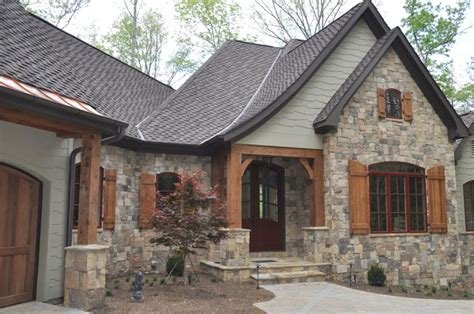 stone and wood homes charming wood and stone house plans photos best