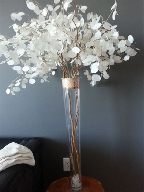 17 Best images about Lunaria Bouquet on Pinterest   Coins