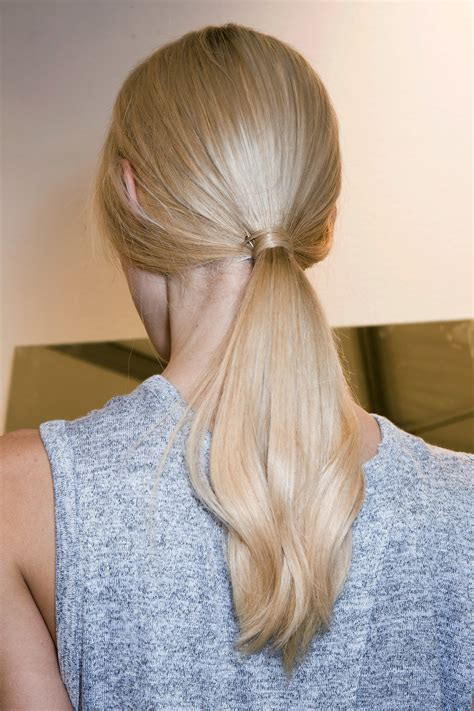 Cool Ponytail Hairstyles by Cool Ponytail Hairstyles For Summer High