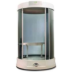 Design Your Own Room Games aromasteam full body portable steam sauna the green head