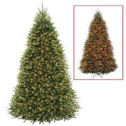 national tree company 10 ft dunhill fir artificial