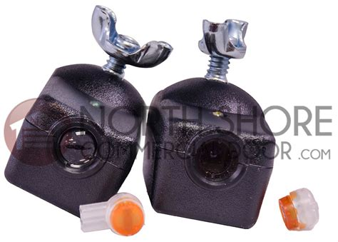 Chamberlain Garage Door Safety Sensor Chamberlain Garage Door Opener 801cb Replacement Safety Sensors