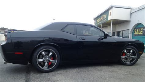 dodge challenger 20 inch rims rent a tire 6 09 challenger 20 inch staggered 8 5 front 10