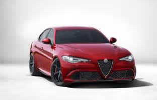 Alfa Romeo Giullia Alfa Romeo Giulia Qv With 510ps Official Details And High