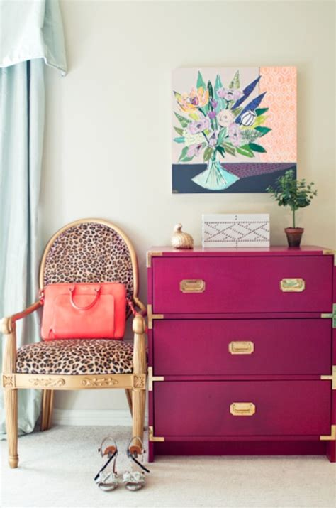 Fuschia Dresser by I Fuchsia Our New Chair Four Generations One Roof