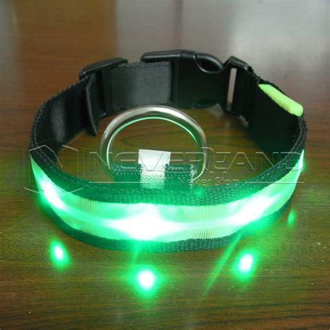 Light Pet by New Adjustable Led Light Glow Luminous Pet