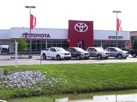 Sport City Toyota Sport City Toyota Car Dealership In Dallas Tx 75228