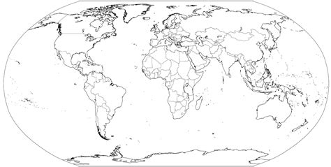 coloring pages geography printable world template for kids mayamokacomm