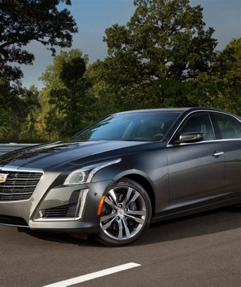 new cadillac size sedan 2016 cadillac cts overview the news wheel