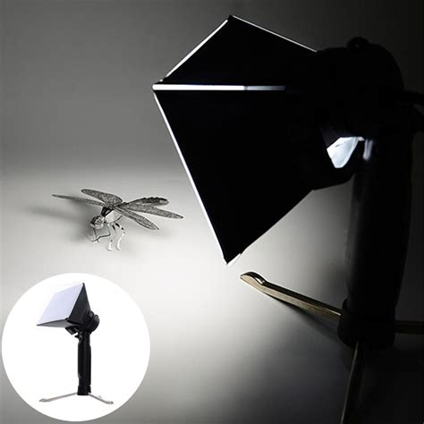 Flash Diffuser Softbox 15x15 30 27cm softbox flash diffuser reflector for most kinds of slr speedlite photography