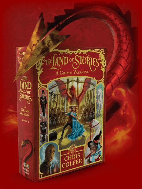 something about stories of and brotherhood books the series the land of stories by chris colfer