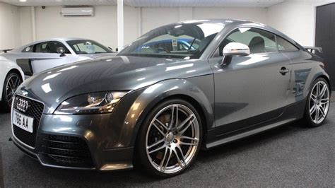 Used Audi Tt Rs by Used 2010 Audi Tt Rs 2 5 Tfsi Rs Coupe Quattro 3dr For