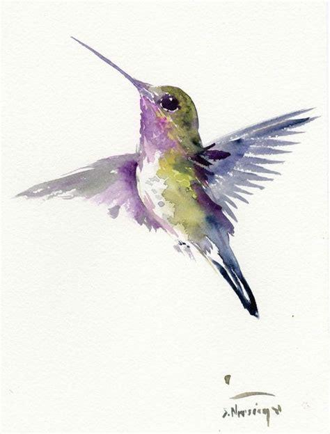 watercolor tattoos hummingbird 25 best ideas about watercolor hummingbird on
