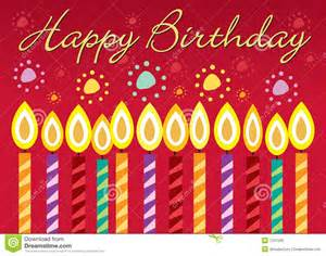 birthday card royalty free stock photo image 7247035