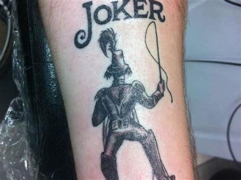 simple joker tattoo simple black joker tattoo design tattoos book 65 000