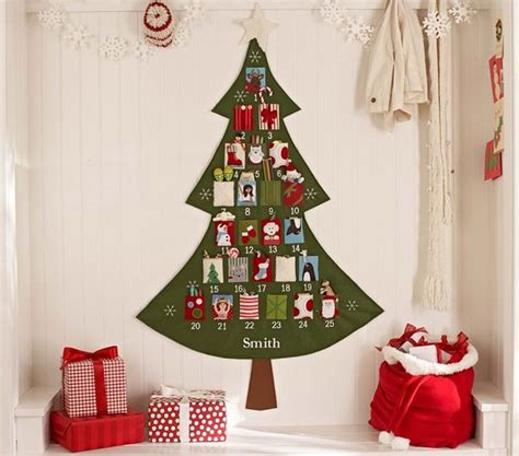 pottery barn tree advent calendar telluride advent calendar traditional accents