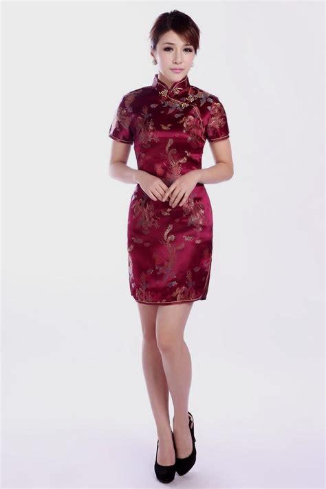 Cheongsam Modernreal Pict Modelblue qipao dress black dress naf dresses