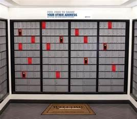 post office box po box sizes