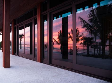 Sliding Glass Exterior Patio Doors   Marvin Windows and Doors