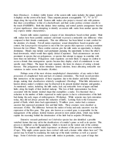 research paper biology biology 220 species research paper with citations