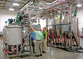 Fab Site Dvfprojectscom by Reduce Pilot Plant Capital Costs Chemical Processing