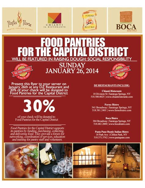 Food Pantries Of The Capital District by Eat And Help The Food Pantries For The Capital District