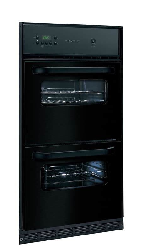 Oven Gas Standar frigidaire fgb24t3eb 24 quot gas standard clean wall oven with lower broiler oven configuration