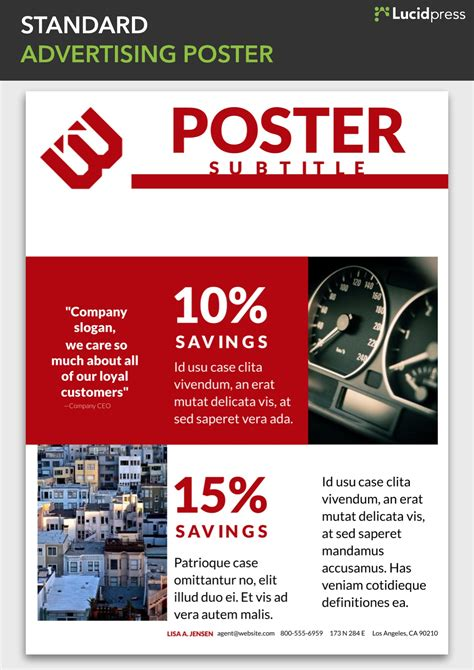 marketing poster layout ideas 18 cool creative poster ideas lucidpress