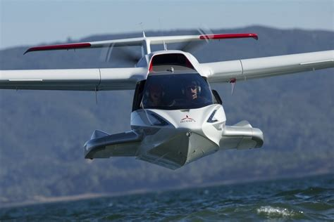 Lsa Also Search For Icon A5 Light Sport Aircraft Clad
