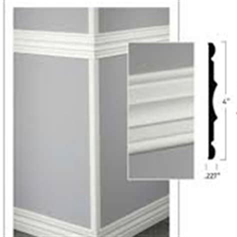 johnsonite chair rail wall base millwork systems millwork designer profiles